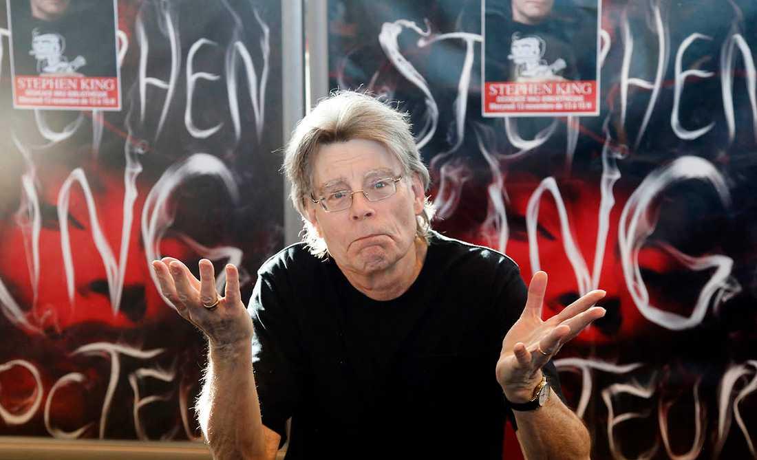 Stephen King stäms på miljardbelopp.