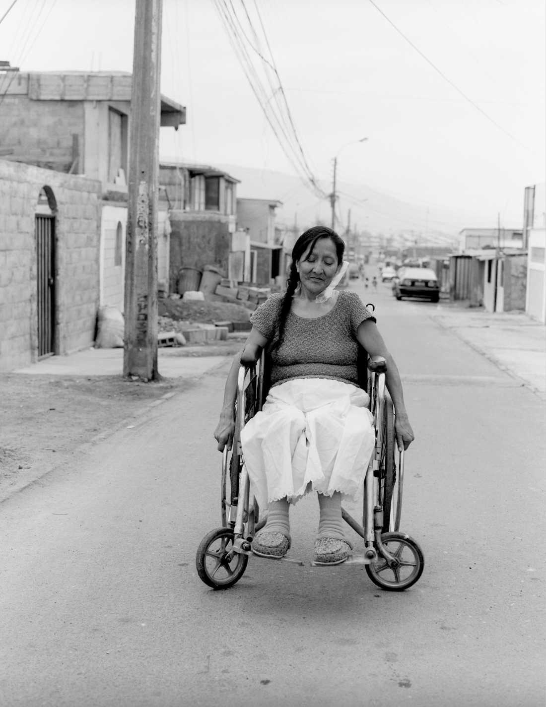 53–åriga Matilde Mamani Villafán.