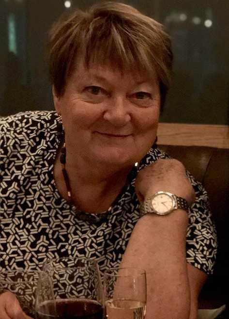 Inger Lagersson blev lurad av en bedragare som utgav sig för att vara polis.