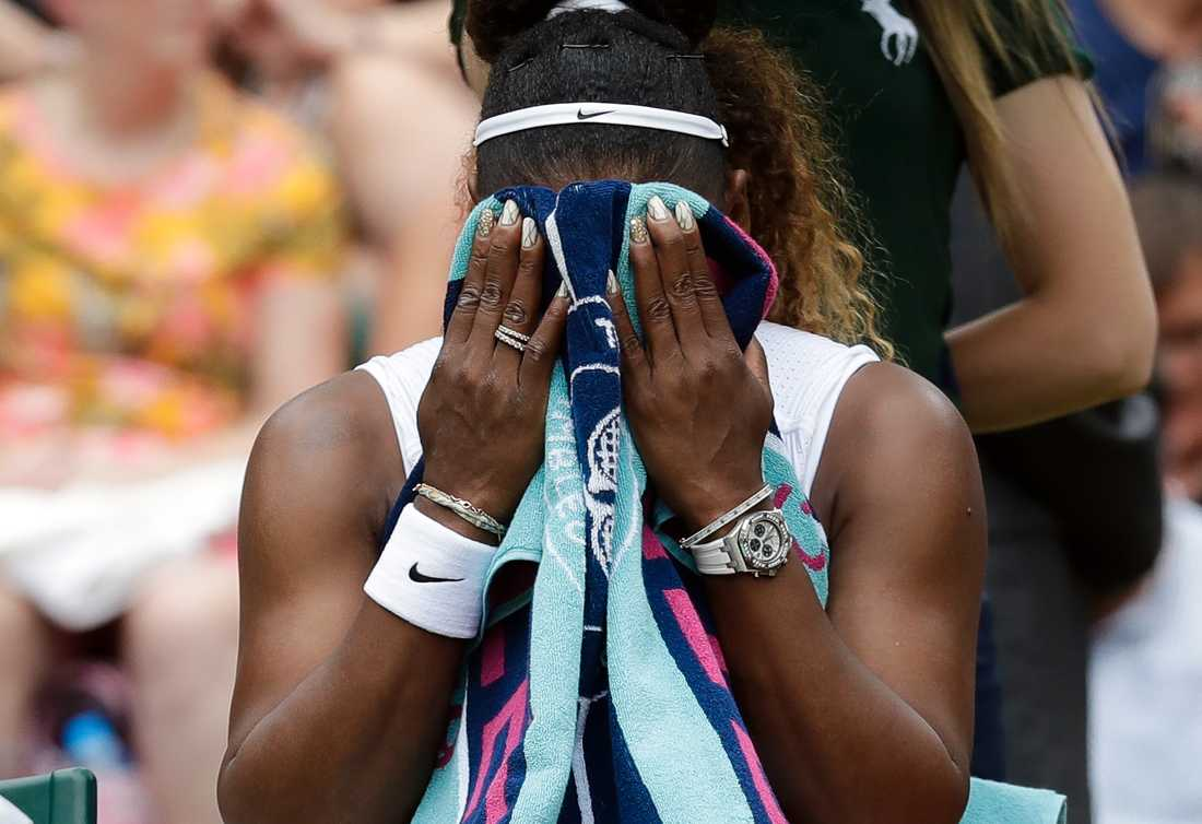 Årets tennisturnering i Indian Wells i Kalifornien ställs in. Arkivbild.