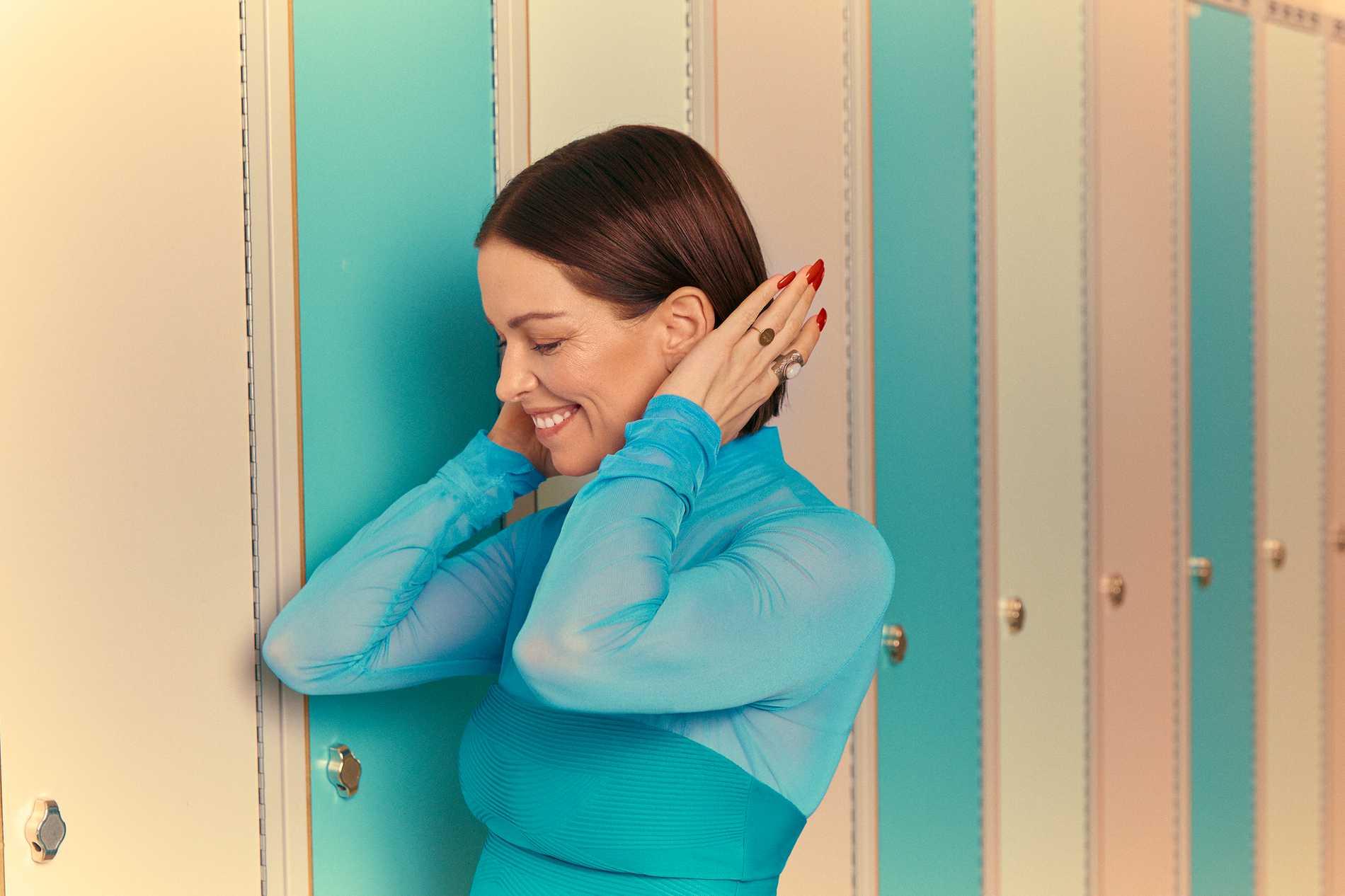 """På """"Frimärken"""" gör Petra Marklund karriärens starkaste sånginsats."""