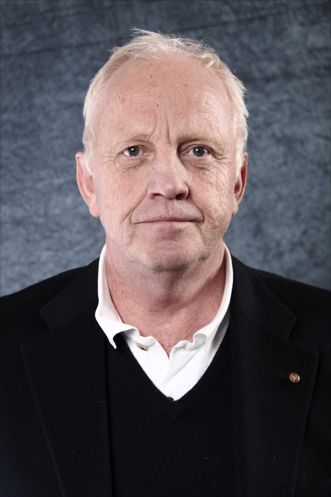 Vill hjälpa Haddile.  Göran Wallén, (M) ordförande i socialnämnden i Lunds kommun.