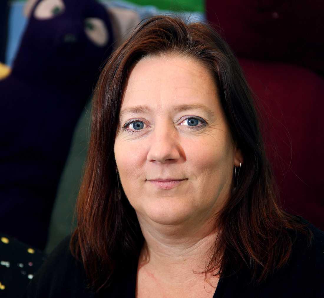 Åsa Landberg, barnpsykolog.
