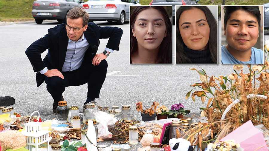 Folkvalda kommer på besök i förorten och träffar offren för våldet. Politikerna bjuder på kaffe och bullar men efter mötet är allt som vanligt. I stället för att lyssna på de som är drabbade blir resultatet ännu hårdare retorik, skriver Mariam Asghari, Shler Bradostin och Mahmod Bek.