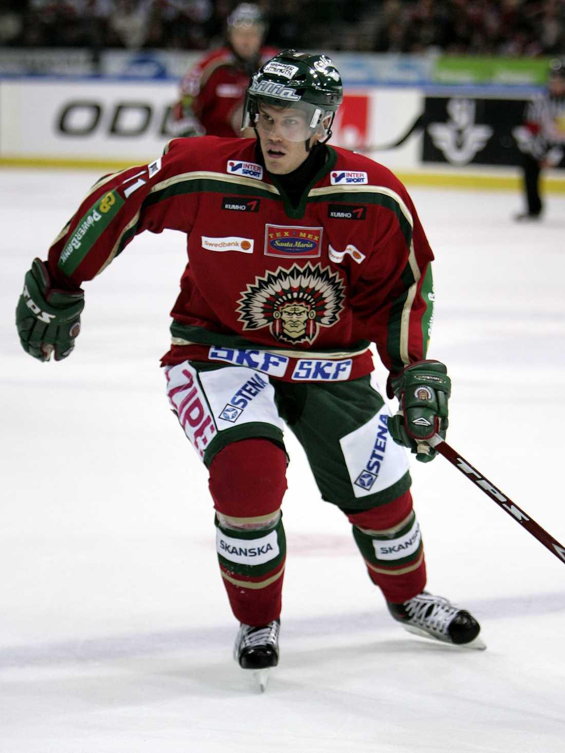 Magnus Kahnberg.