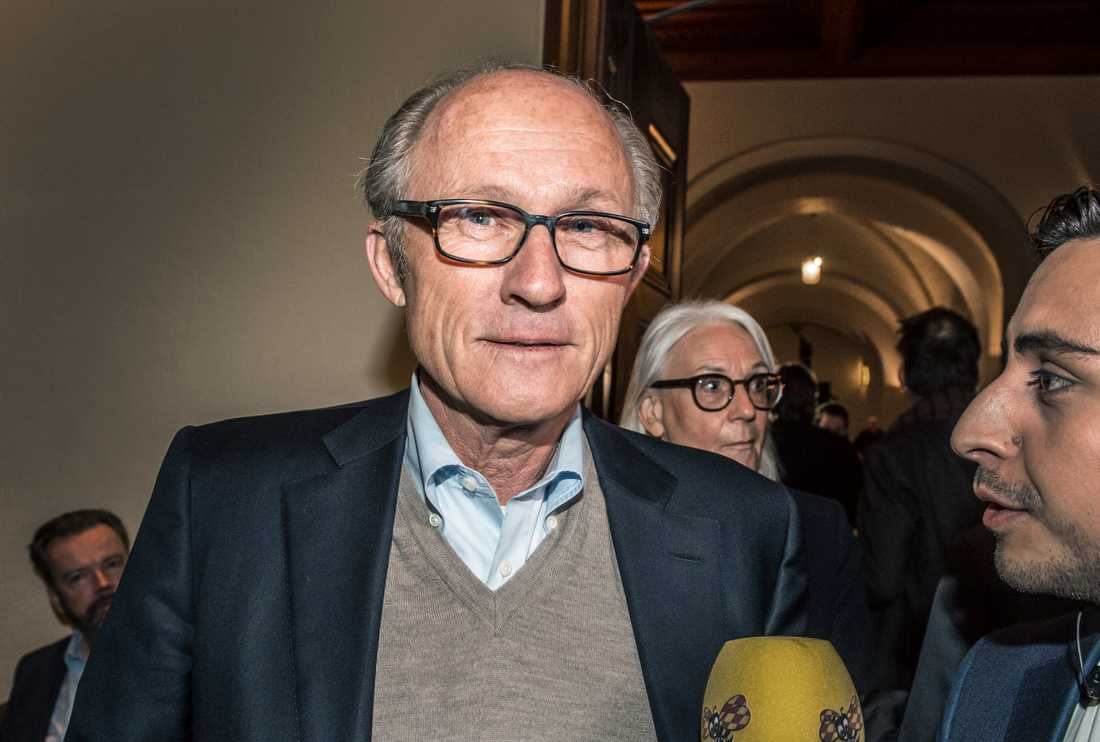 Metros nya ägare Mats Qviberg.