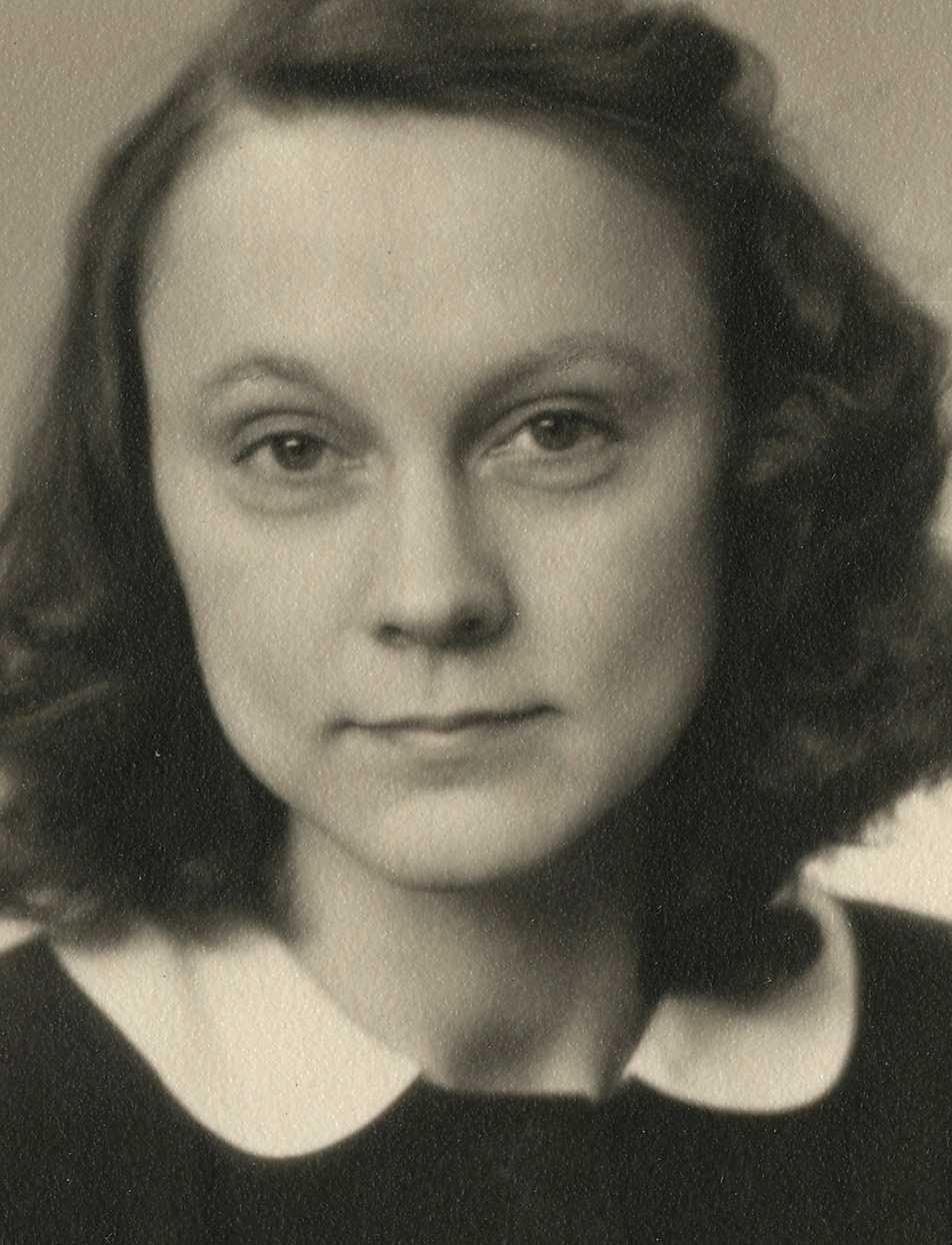 """Anna Greta Wide (1920–1965) debuterade 1942 med """"Nattmusik"""". Hon skrev sammanlagt sex diktsamlingar."""