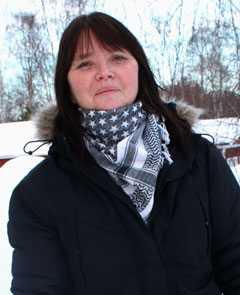 Anita Hagström, 52.