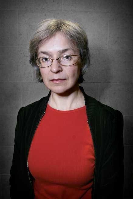 Anna Politkovskajas artiklar publicerades i Aftonbladet Kultur. Idag föll domen mot hennes mördare.