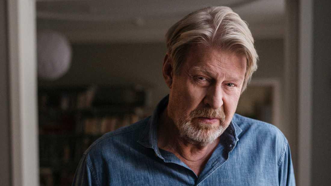 """Rolf Lassgård får en av huvudrollerna i """"Händelser vid vatten""""."""
