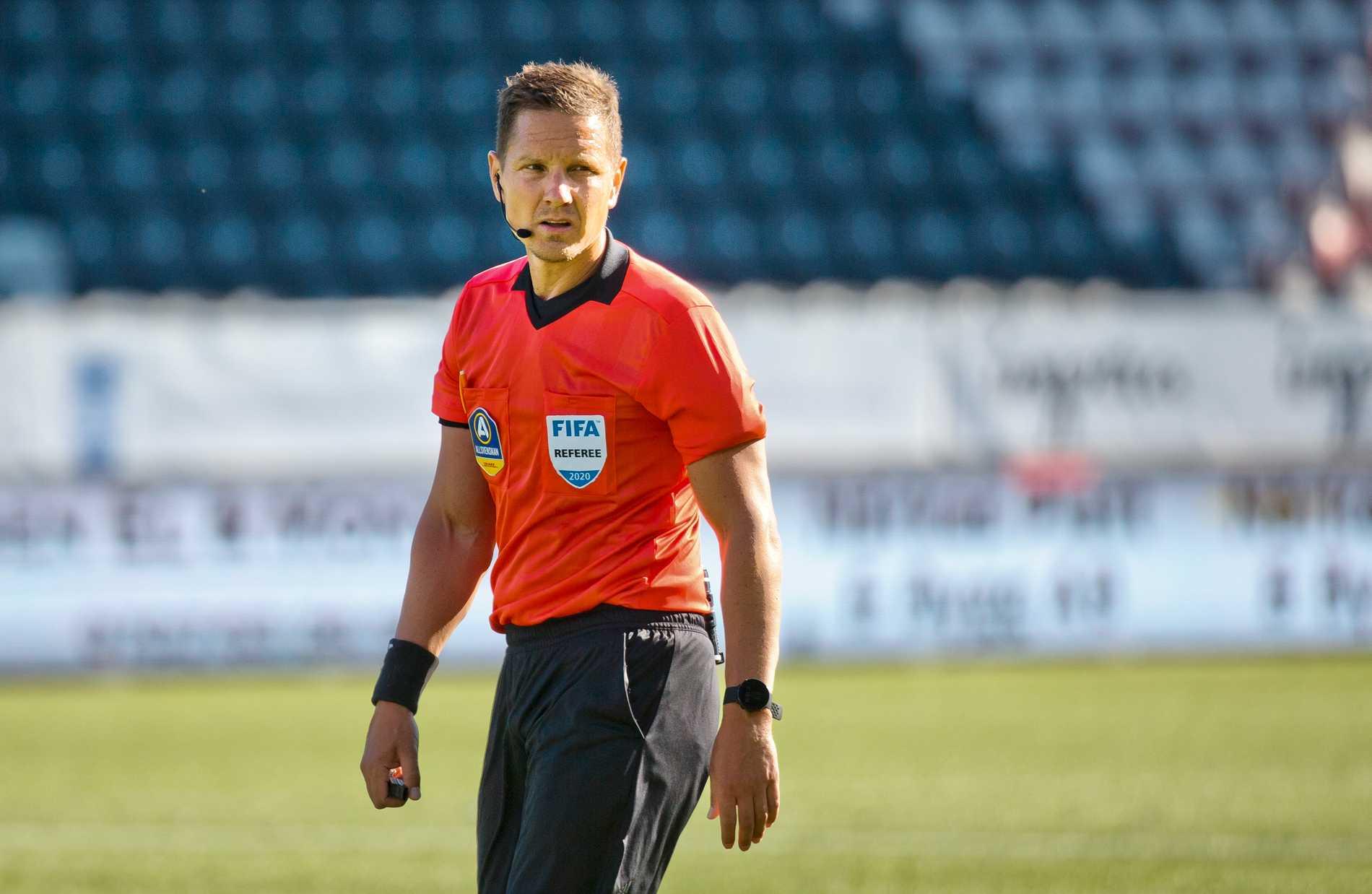Martin Strömbergsson.