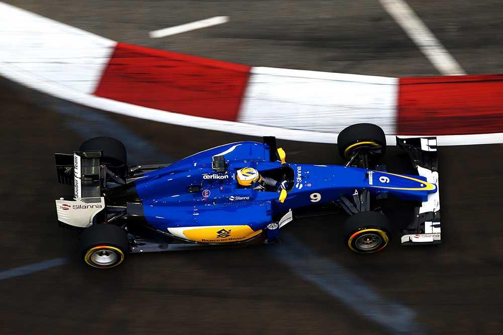 Marcus Ericsson.