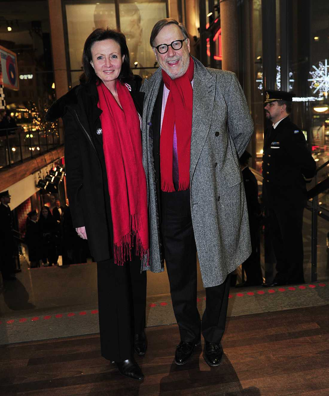 Sven Melander och Alice Åkerblom.