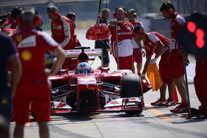 Sista chansen Trycket är stenhårt på Ferrari att leverera på hemmaplan i morgon. Lyckas de inte besegra Sebastian Vettel ser man säsongen som förlorad.