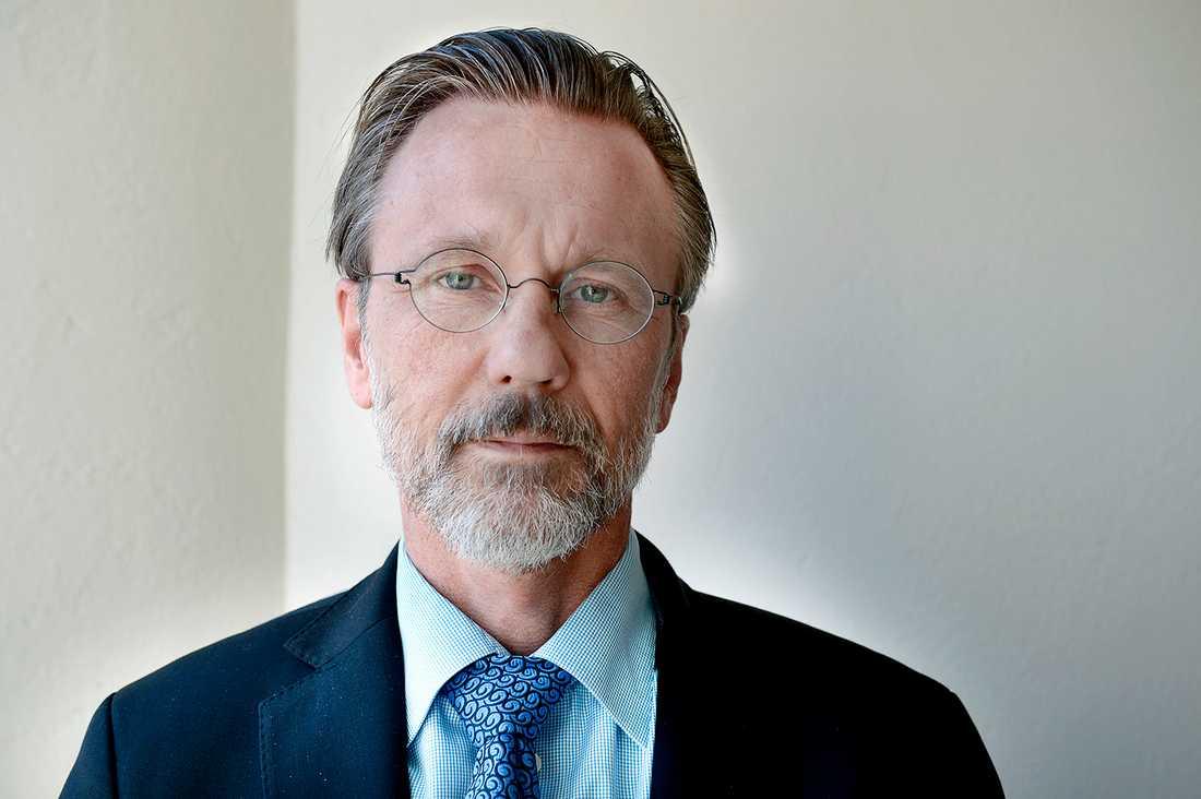 Thomas Olsson, advokat.