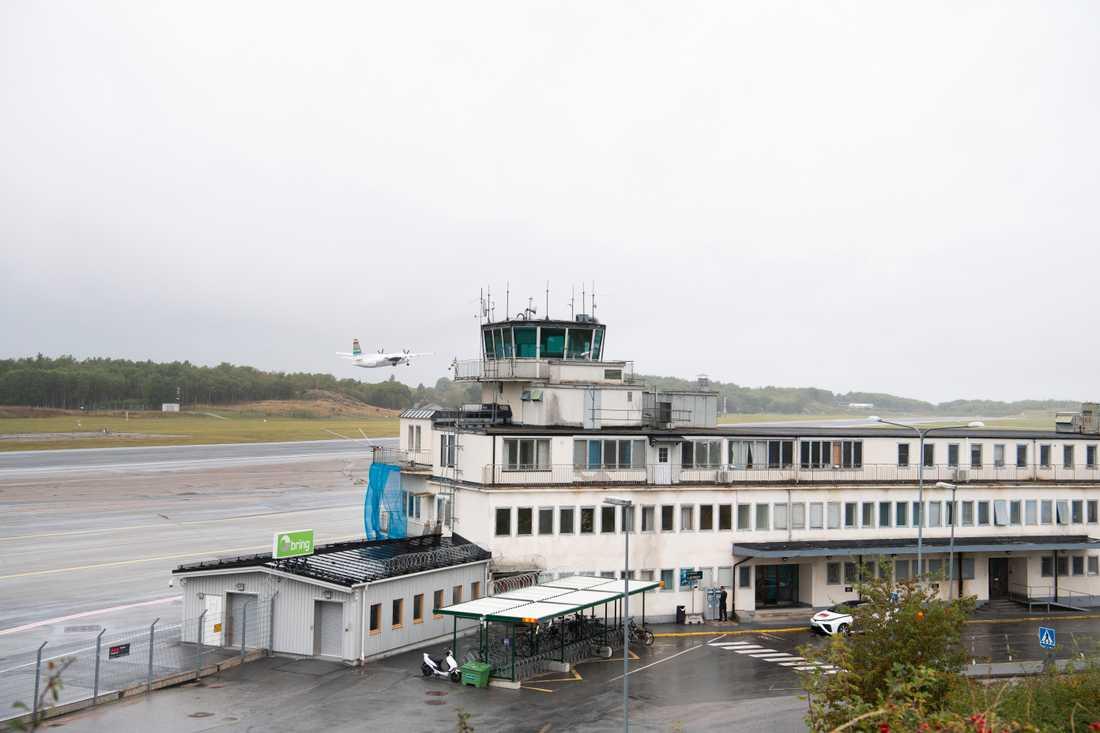 Bromma Stockholm Airport. Arkivbild.