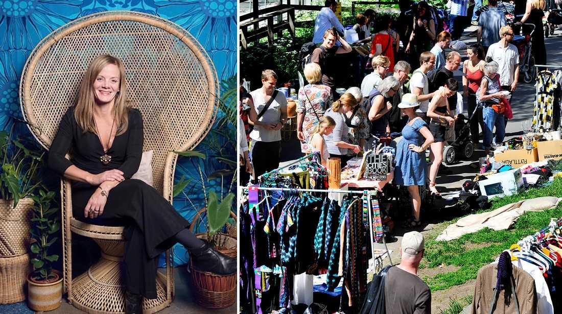 Loppisexperten Karin Benjaminsson ger sina bästa tips inför sommarens loppmarknader.