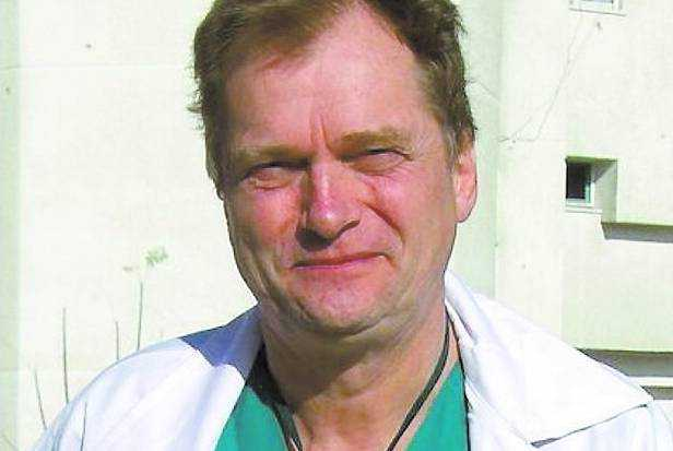 Erik Fosse, kirurg.