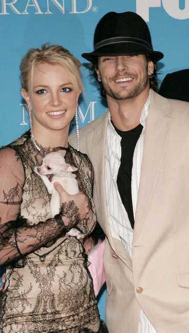 Britney och Kevin.