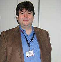 Murat Sahan Chefredaktör för Poker Magazine, som arrangerat svenska omröstningen inför Scandinavian Poker Awards.