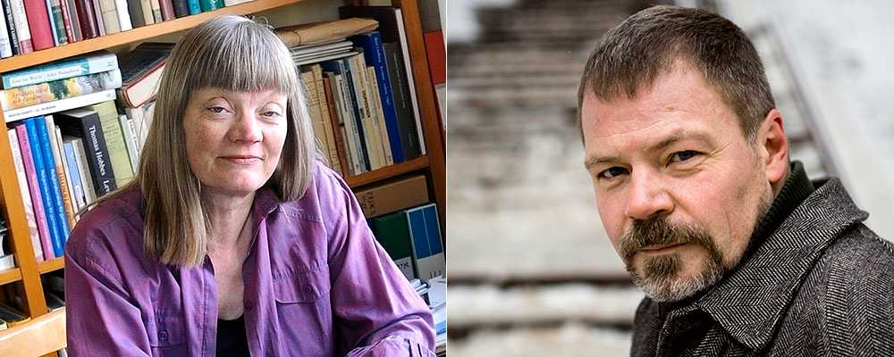 Gun-Britt Sundström och Kristoffer Leandoer meddelade i dag att de lämnar den externa kommitté som bistått Svenska Akademien i arbetet med att utse Nobelpristagare.