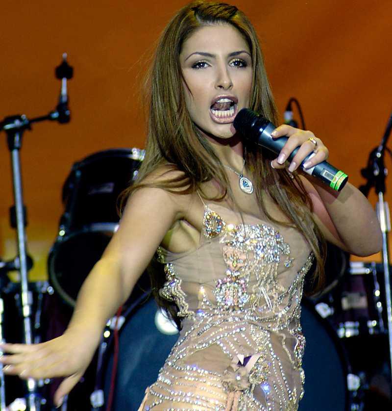 """Hemlighetsmakeri Helena Paparizou uppges vara en av deltagarna i """"Let's dance"""". Men hemlighetsmakeriet är stort på TV 4."""