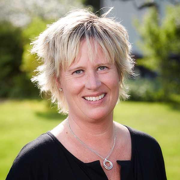 Mikaela Waltersson (M), regionstyrelsens ordförande i Halland.