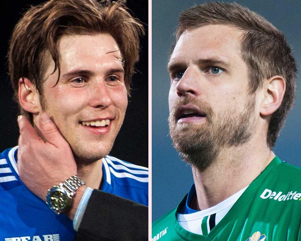 Sliper och Berglund.