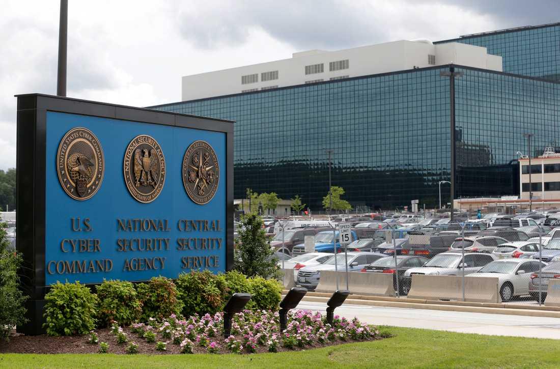 NSA (USA:s underrättelsetjänst) hade samlat på sig en verktygslåda med sårbarheter som av misstag råkade läcka, vilket utnyttjades av kriminella. Arkivbild.