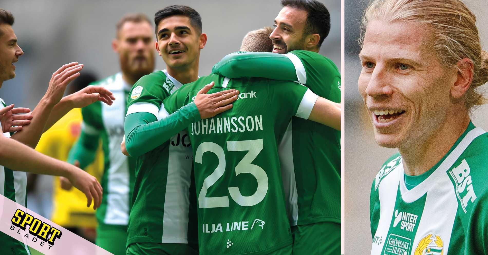 Målfest när Hammarby vann – tre mål på tolv minuter