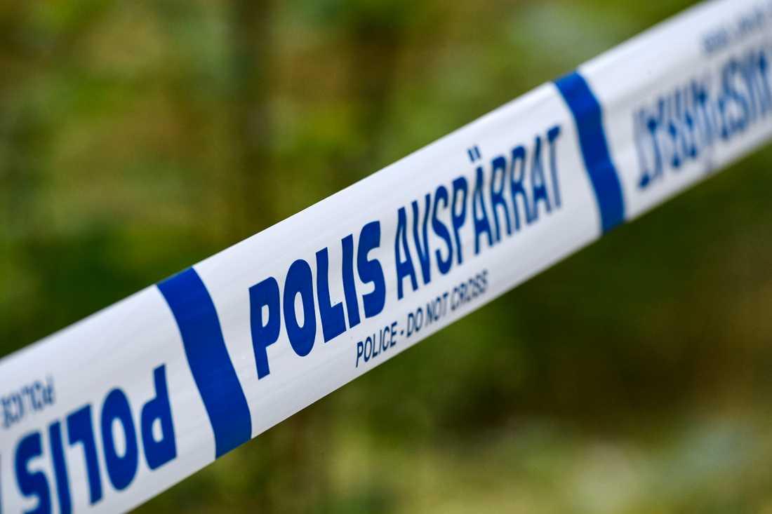 Polisen har upprättat en anmälan om mordbrand, enligt P4 Kalmar. Arkivbild.