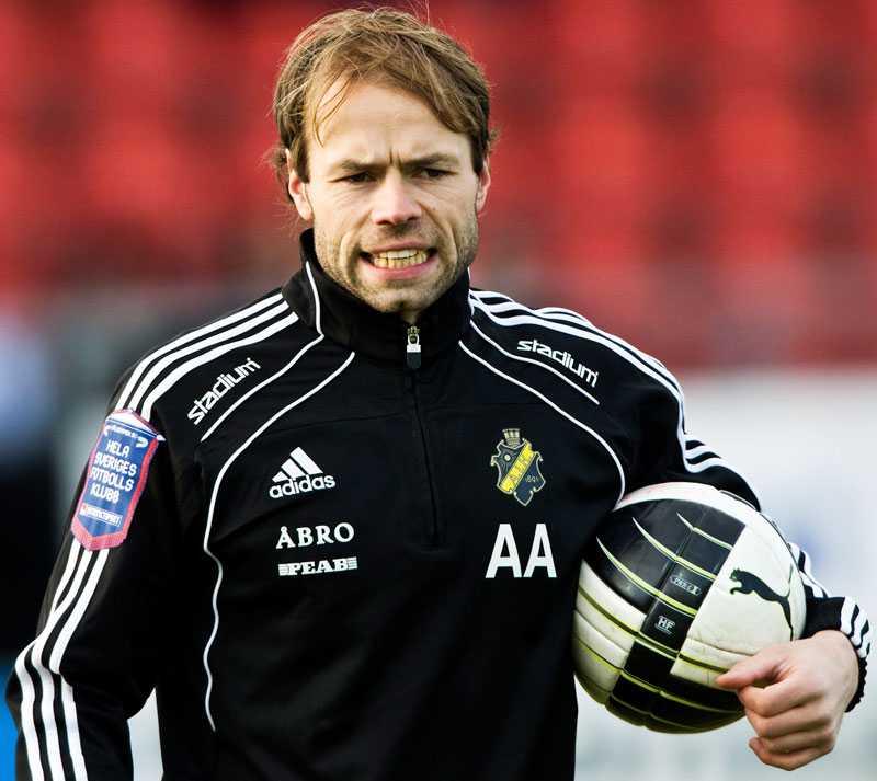 Andreas Alm.