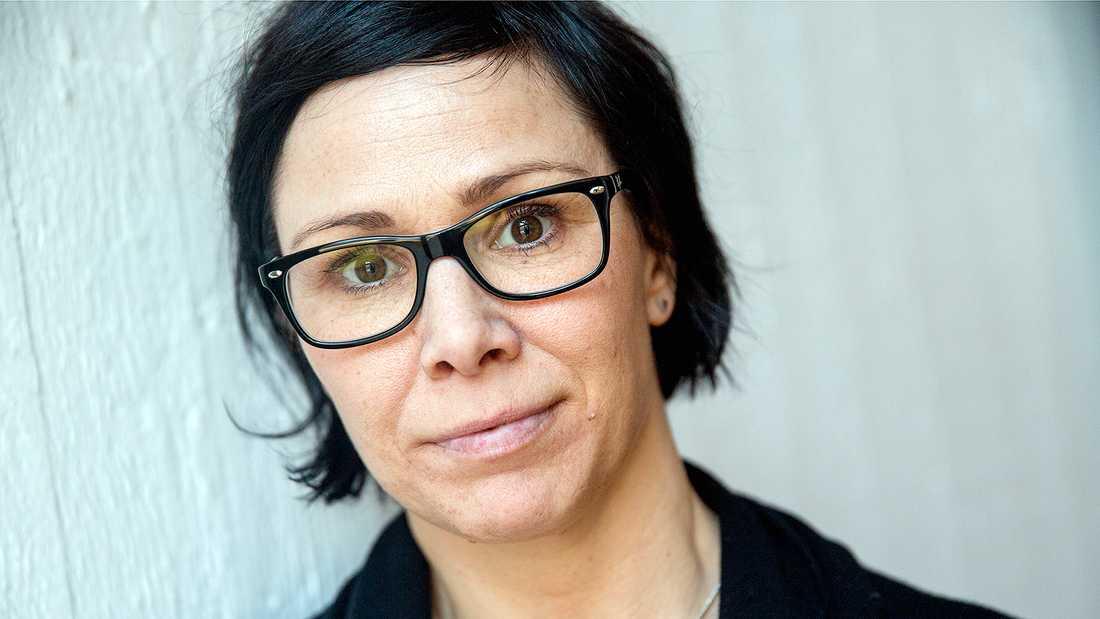 Sara Dikanda Eriksson, brottning.