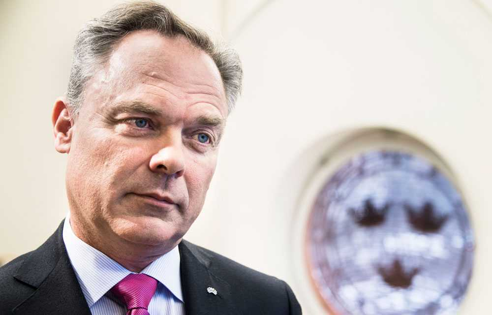 FP-ledaren Jan Björklund.