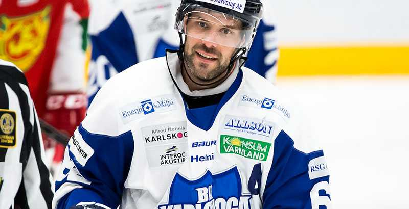 Daniel Wessner gjorde det avgörande 3-2-målet (arkivbild).