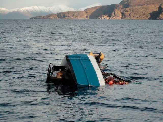 Dramat utspelade sig utanför Tromsö i Norge.