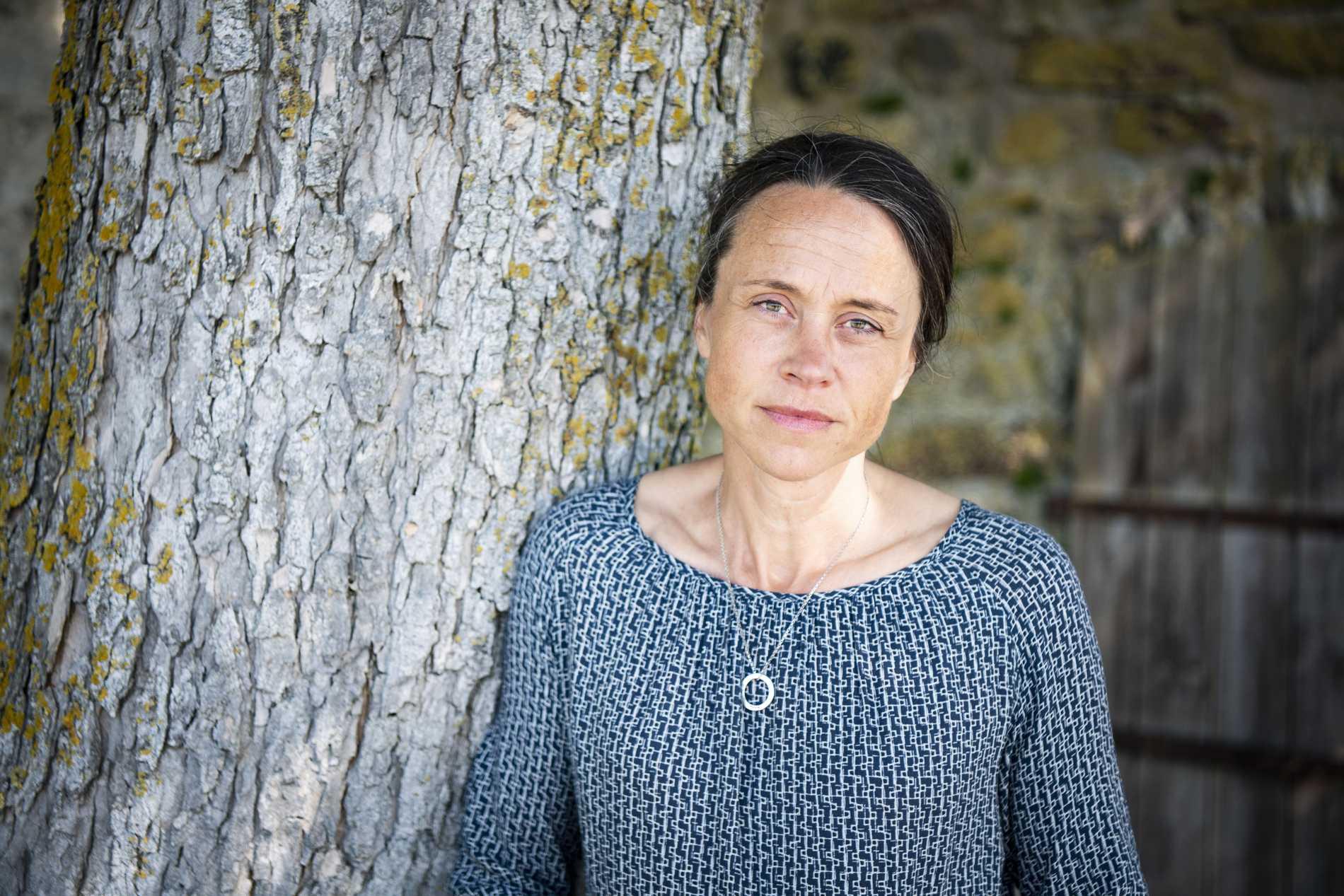 Maria Amér, smittskyddsläkare på Gotland.