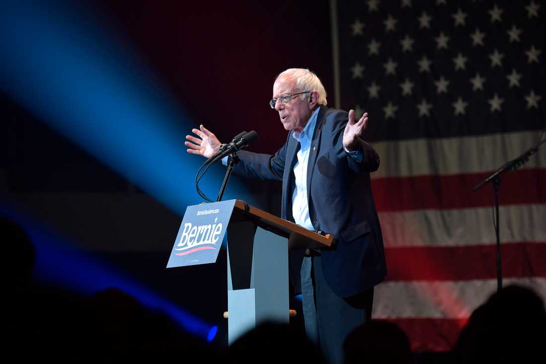Bernie Sanders klimatsamtal med väljarna borde lyftas in i Sverige av vänstern.