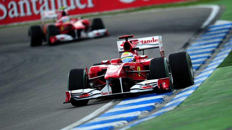 Omkörningen när Alonso passerade Massa har redan blivit mycket omtvistad.