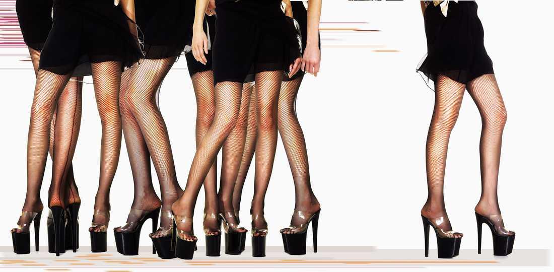 Max 38 centimeter lång får kjolen vara för att ge rabatt.
