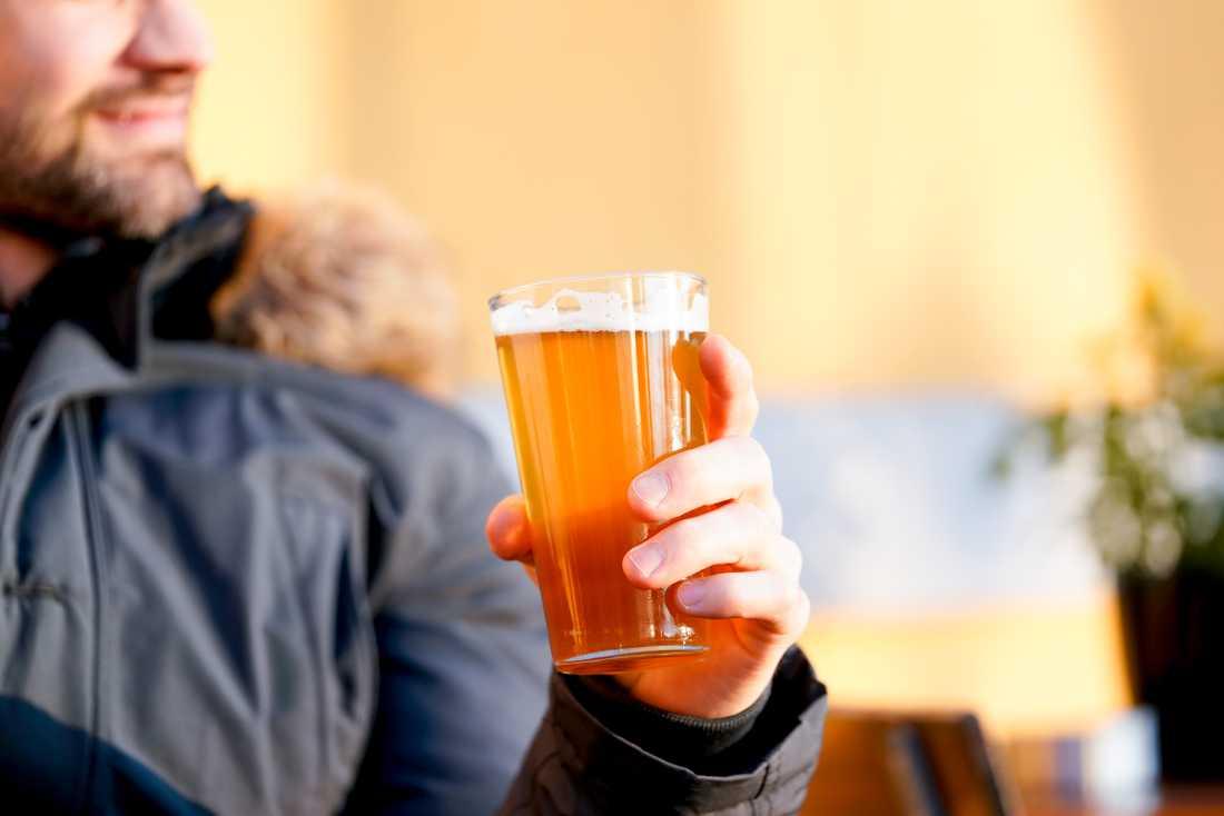 Ölen riskerar nu att hällas ut.
