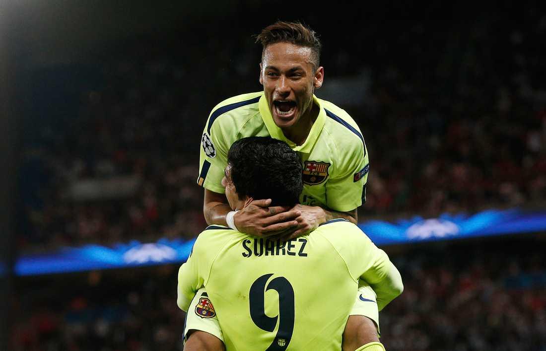 Neymar gör ett gästspel och kör heads up under EPT i Barcelona.