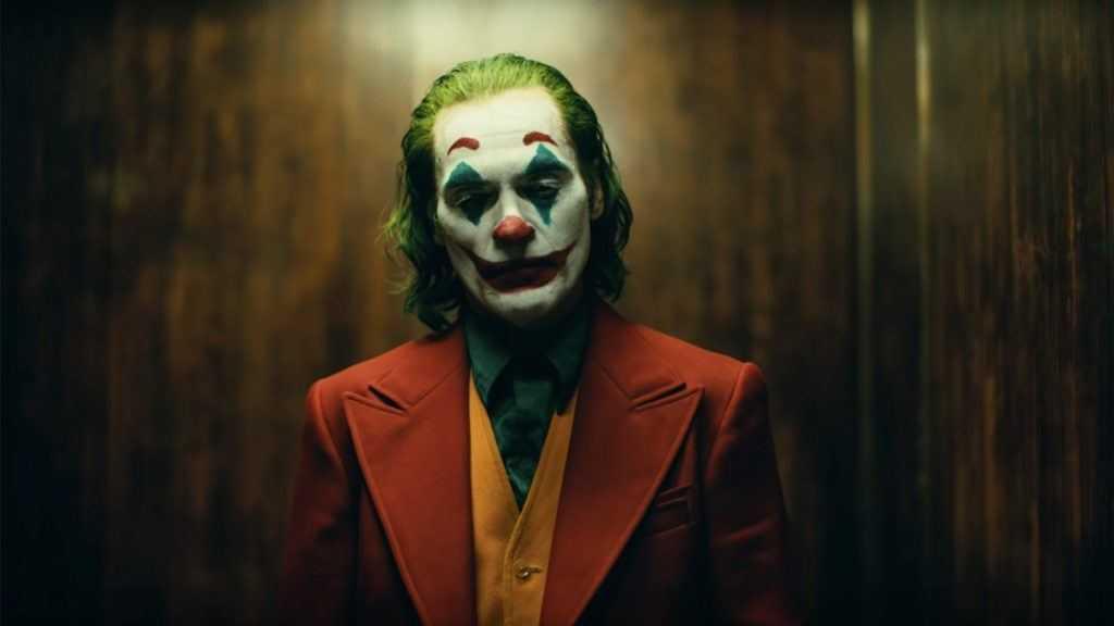 "Joaquin Phoenix i ""Joker""."