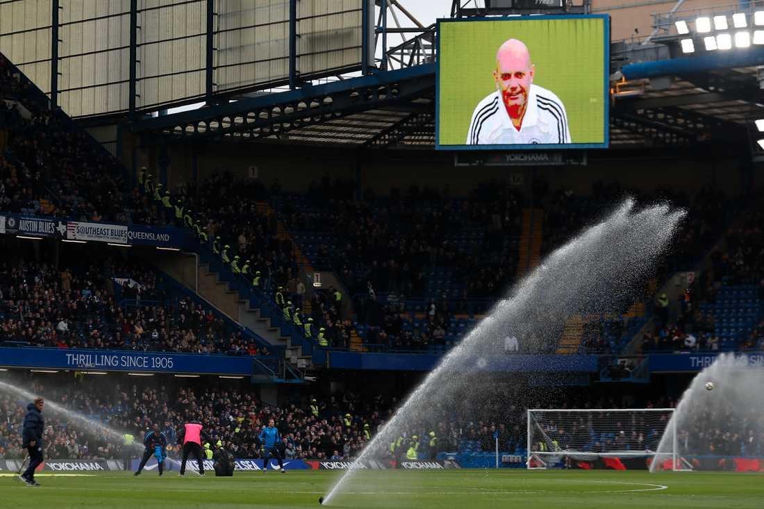 Wilkins hyllas innan matchen Chelsea – Tottenham.