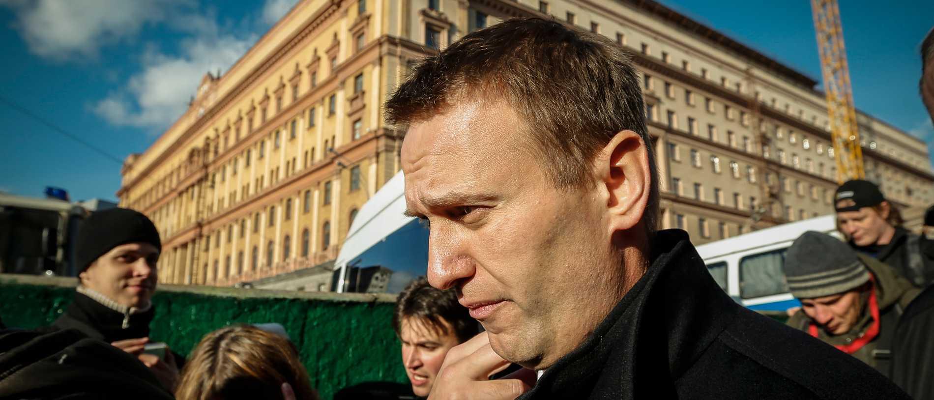 Protester planeras vid ryska FSB