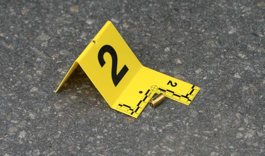 Polisen har upptäckt tomhylsor i Rissne i Sundbybergs kommun, sedan det larmats om smällar. Arkivbild.