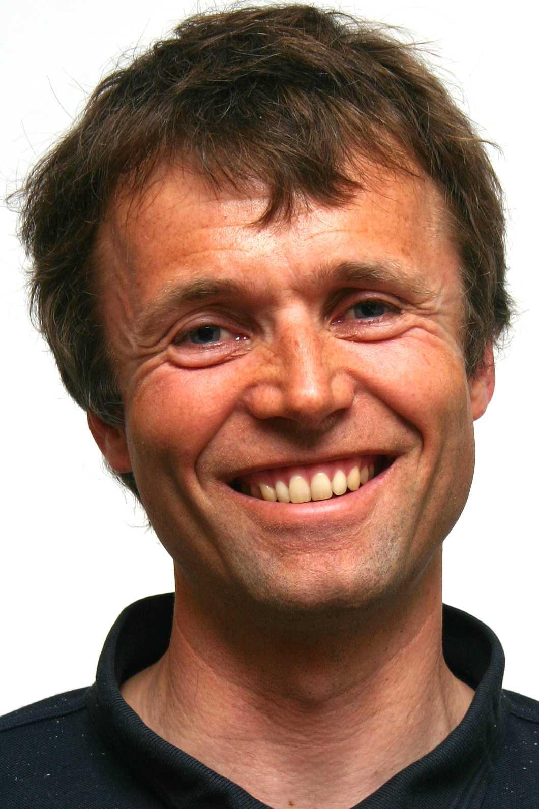 Terje Berntsen, professor i geovetenskap vid Oslos universitet.