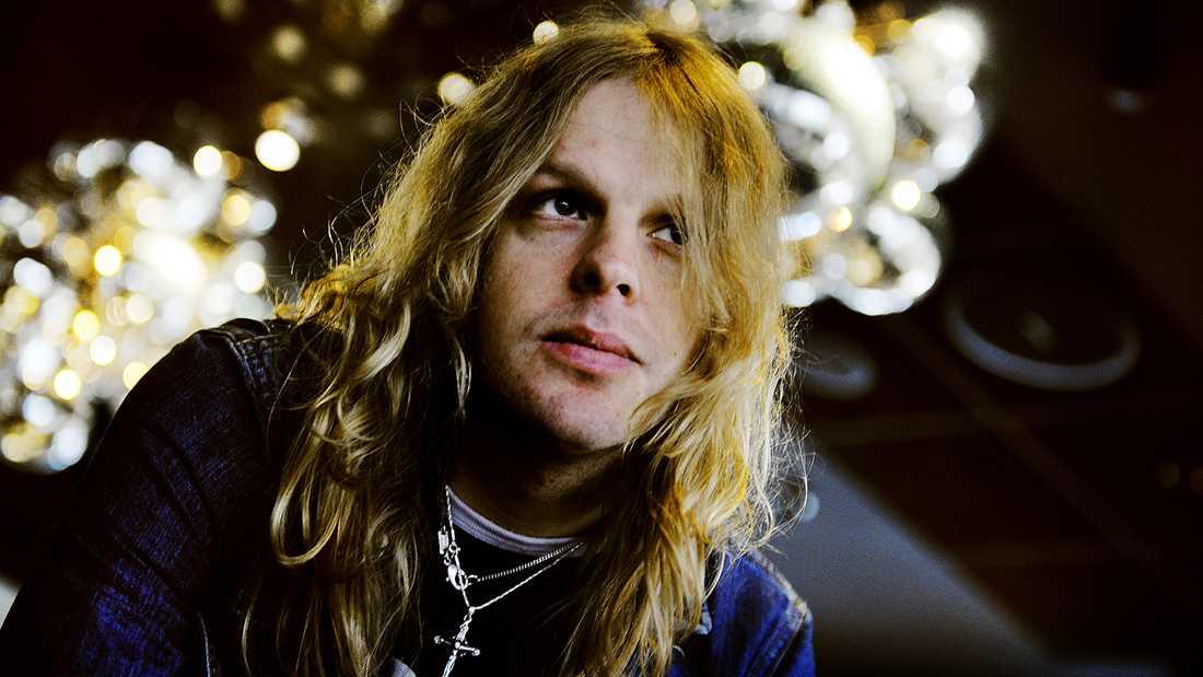"""Robert """"Strängen"""" Dahlqvists postuma album var en av rockårets starkaste skivor."""