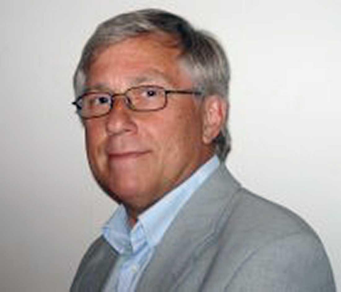Mats Ekholm, professor i pedagogik.