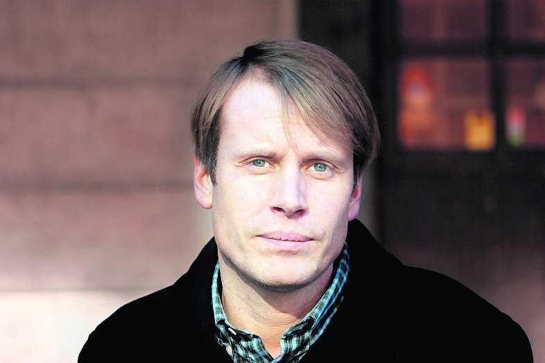 """Magnus Karlsson Lamm, exekutiv producent för """"Let's dance""""."""